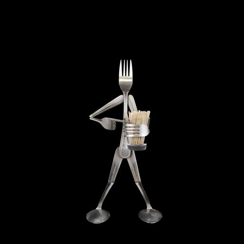 Toothpick holder - Fork©