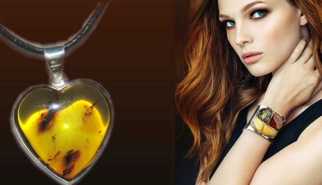 Baltic Amber Necklaces, Pendants, Earrings Jewelry Collection