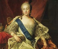 Elizabeth I Tsarina of Russia