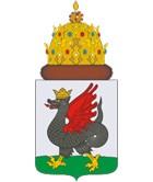 Kazan city crest