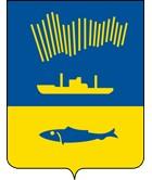 Murmansk city crest