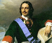 Peter the Great, Tsar of Russia