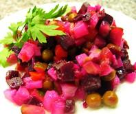 Russian vegatable salad