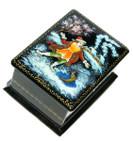 Emelya Palekh Miniature Lacquer Box