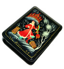 Magic Pike Russian Kholuy Lacquer Box