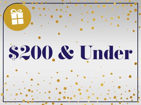 $200 & Under