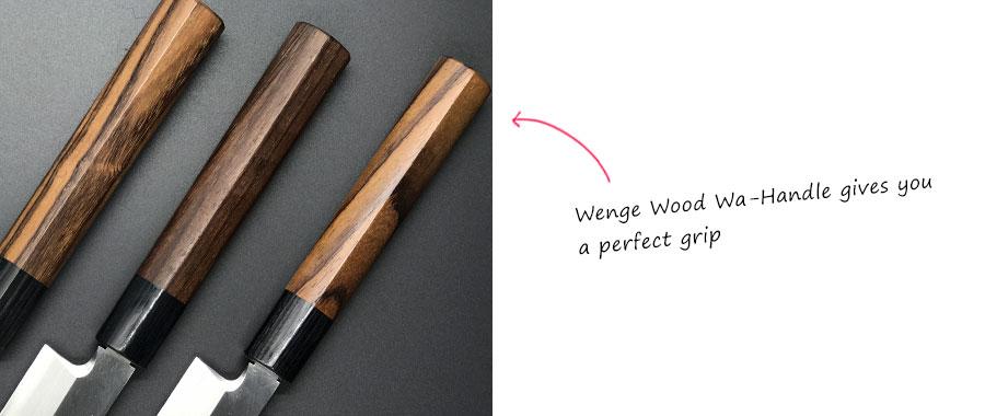 30% off Yanagi Knife Sakon Ryuga Powdered Steel