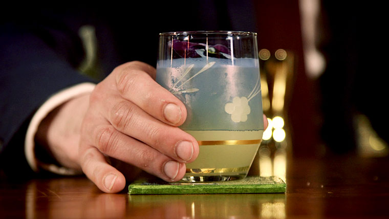 Frank Cisneros The consulting bar director at Bar Moga