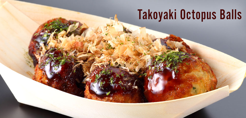 Recipe - Takoyaki Octopus Balls