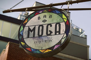 Bar Moga Japanese-inspired craft cocktails and comfort dishes