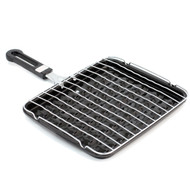 Stovetop Grill with Porcelain Enamel Base