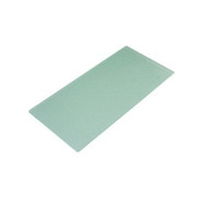 "Plastic Cutting Board Thin 27.5"" x 13.4"" x 0.3""ht"
