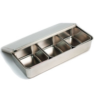 3 Compartment Yakumi Mise En Place Set