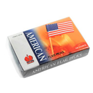 "2 1/2"" American Flag Picks (144/box)"