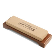 King Home Sharpening Stone for Knives #1000 Medium Grain