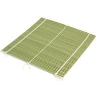 """Double String Bamboo Makisu Sushi Rolling Mat 12"""" x 12"""""""