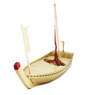 Sushi Serving Boat with Net