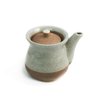 Sage Green & Brown Soy Sauce Dispenser