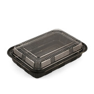 "TZ-820K Kamome Bird Take Out Sushi Tray 8.5"" x 5.8"" (50/pack)"