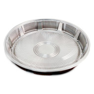 "Z-65 Round Take Out Platter 14.6"" dia (20/pack)"