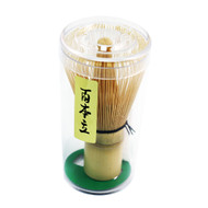 15% OFF with code MTCMATCHA15 - Chasen Matcha Tea Whisk 100 Prong