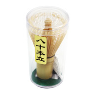 15% OFF with code MTCMATCHA15 - Chasen Matcha Tea Whisk 80 Prong