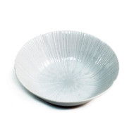 "Shell Textured Bowl 37 fl oz / 8.2"" dia"