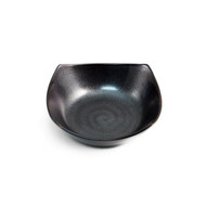 "Pearl Black Bowl 5.9"" x 5.9"""