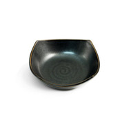 "Pearl Black Bowl 4.9"" x 4.9"""