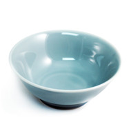 "Light Blue Noodle Bowl 8 1/4"" dia"