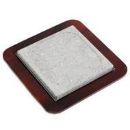 "Hot Lava Stone Plate 8.5"""