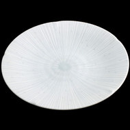 "Shell Textured Plate 9 5/8"" dia"