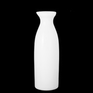 White Glass Sake Server 9.5 oz