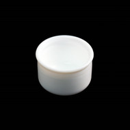 White Glass Sake Cup 1.5 oz