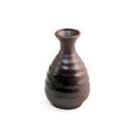 Rusty Brown Ceramic Sake Server 9 oz