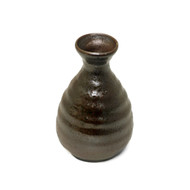 Rusty Brown Ceramic Sake Server 5 oz