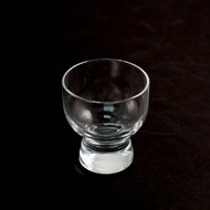 Glass Sake Cup 2.5 oz