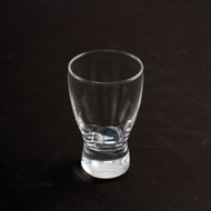 Glass Sake Cup 3 oz