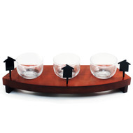 Sake Flight Glass Set