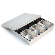 6 Compartment Yakumi Mise En Place Set