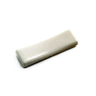 White Glazed Chopstick Rest