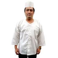 White Dabo Shirt L