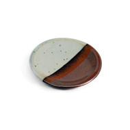 """Ceramic Soba Yakumi Dish 3 1/2"""" dia"""