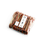 "3 1/2"" Brown Knotted Bamboo Skewers (100/pack)"