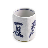 Four Seasons Kanji Tea Cup