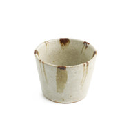 "15% Off with code MTCSOBA15 - Brown & Ivory Soba Choko Cup 3 1/8"" dia"