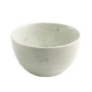 "Whitewashed Noodle Bowl 5 7/8"" dia"