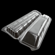 TZ-201 Temaki Sushi Take Out Tray (50/pack)