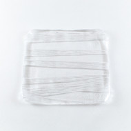 "Square Glass Plate 7 1/4"" x 7 1/4"""