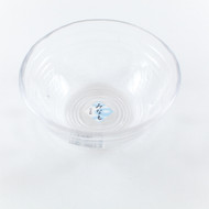 "Minamo Glass Bowl 4 7/8"" dia"